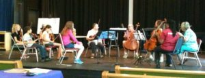 Pacific Crest Quartet Camp 1